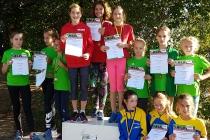 Kreismeisterschaften Mehrkampf der U12 in Welzheim - 4 Titel für die LG Limes-Rems