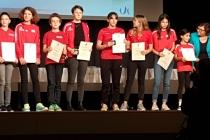Sportlerehrung der Gemeinde Urbach